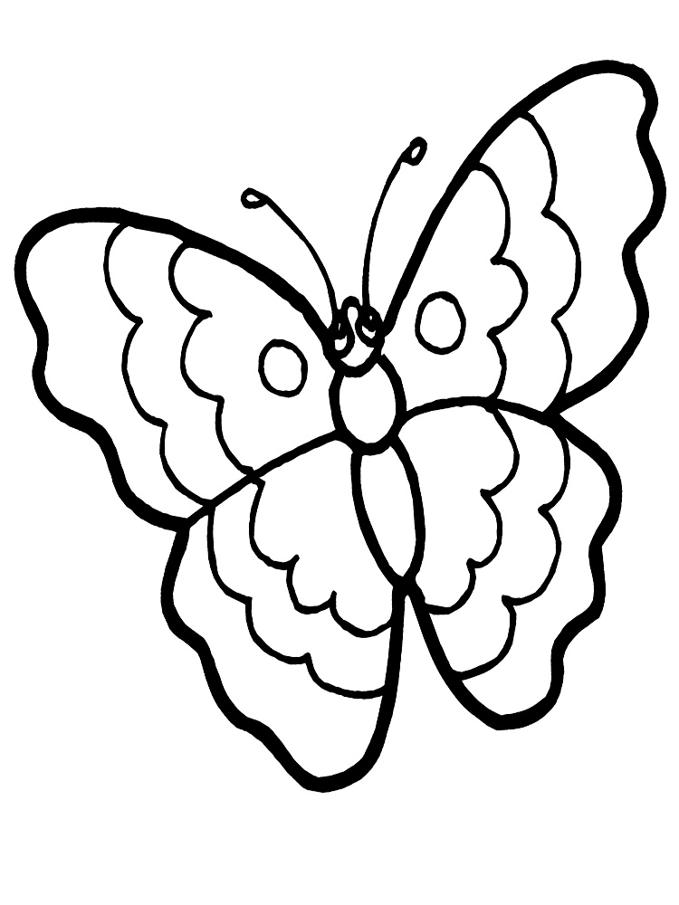 coloring pages for kids butterfly free printable butterfly coloring pages for kids for coloring butterfly kids pages