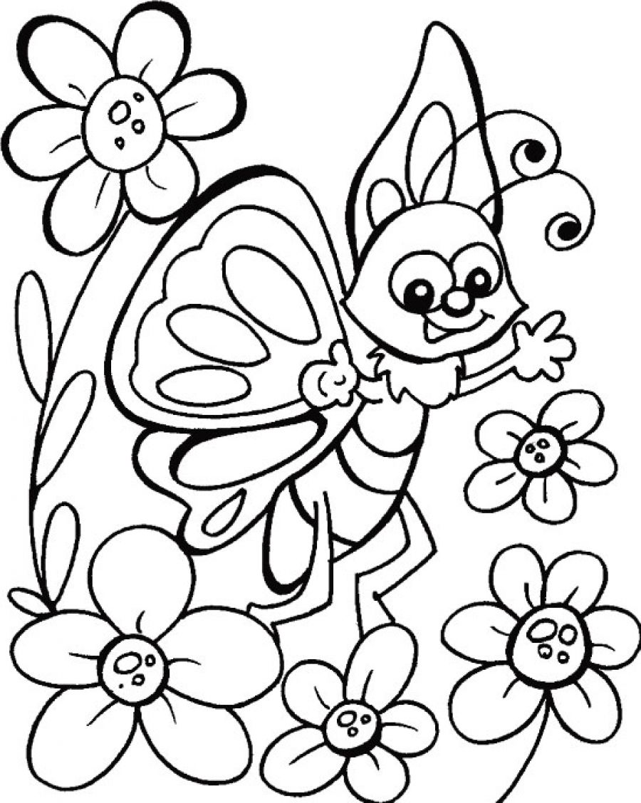coloring pages for kids butterfly free printable butterfly coloring pages for kids pages for kids butterfly coloring