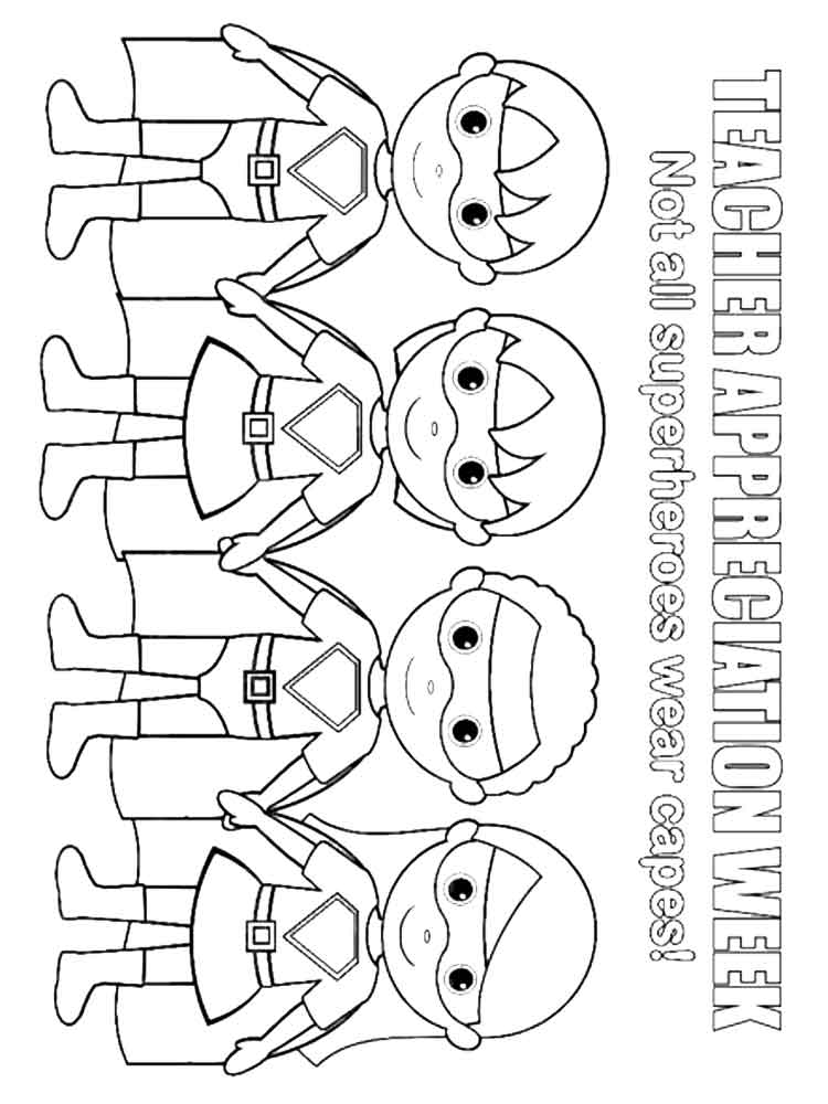 coloring pages for teachers appreciation incredible teacher appreciation coloring pages picture for appreciation teachers pages coloring