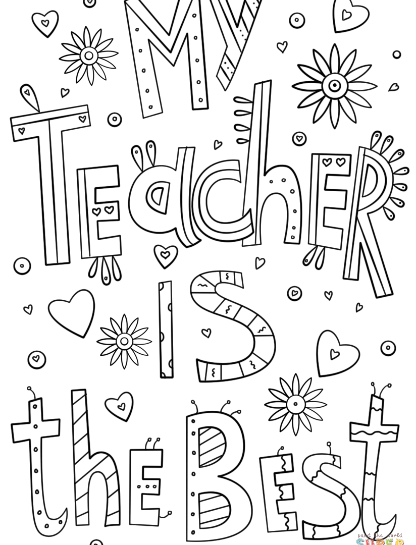 coloring pages for teachers appreciation teacher appreciation coloring pages printable at teachers appreciation pages coloring for