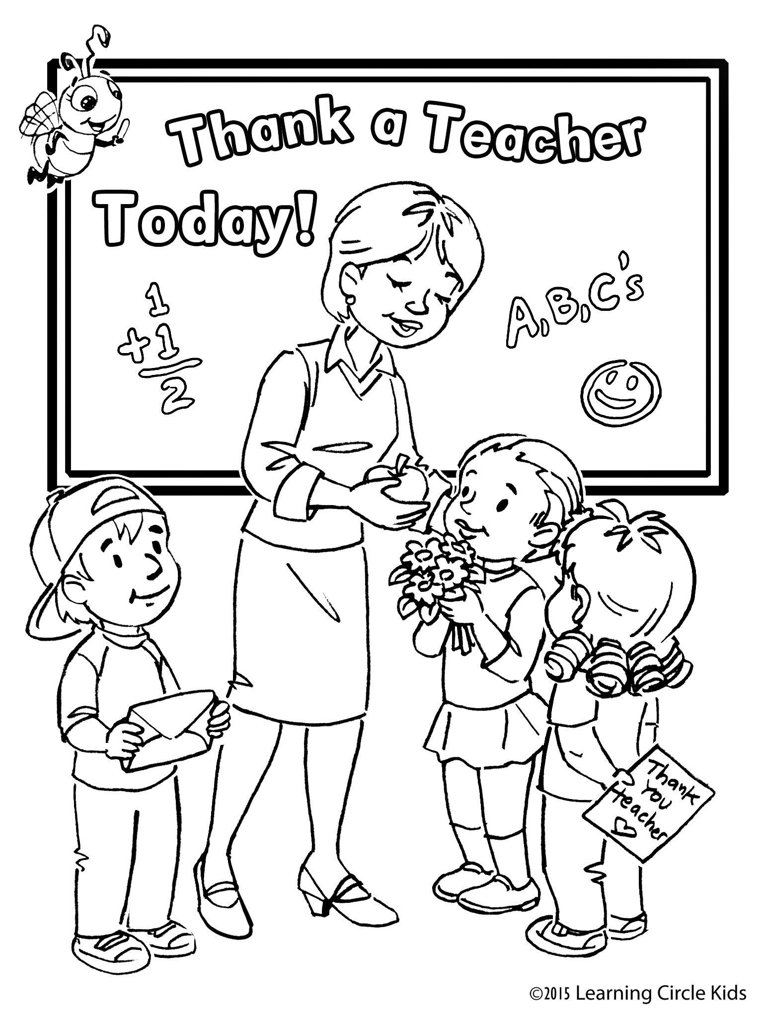 coloring pages for teachers appreciation teacher appreciation coloring pages to download and print pages teachers for coloring appreciation