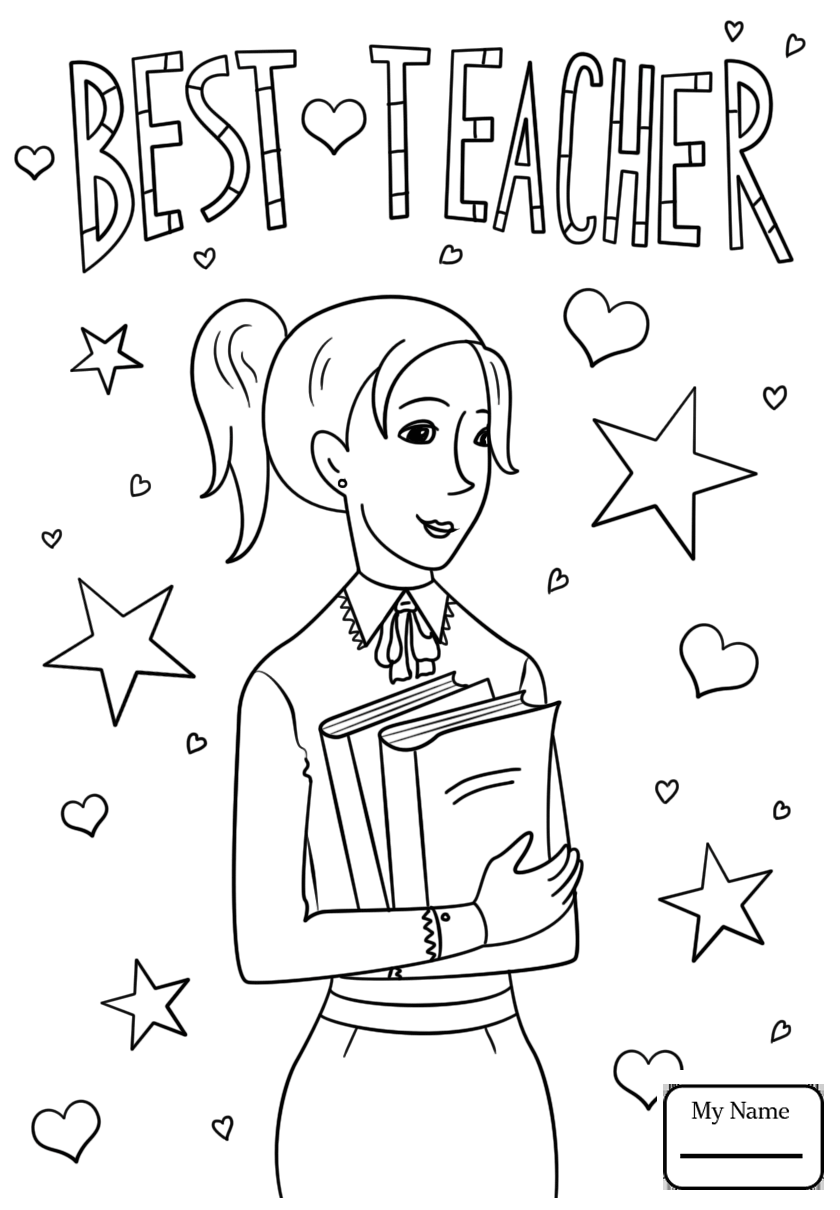 coloring pages for teachers appreciation the best teacher teacher appreciation coloring page coloring for pages appreciation teachers