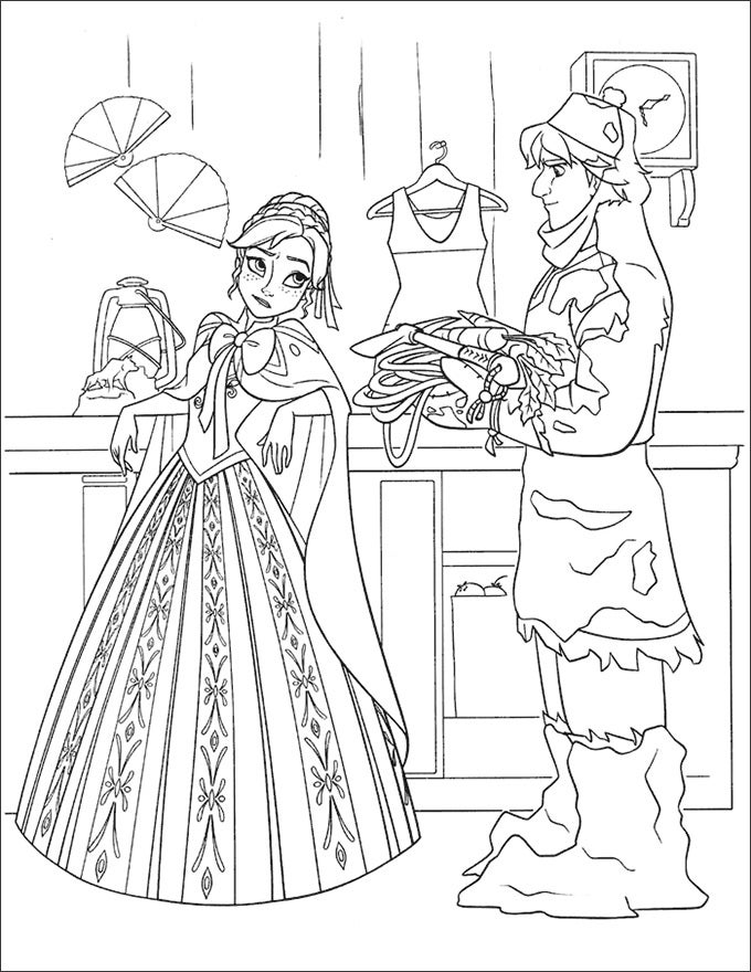 coloring pages frozen new frozen 2 coloring pages with elsa youloveitcom coloring frozen pages 1 1