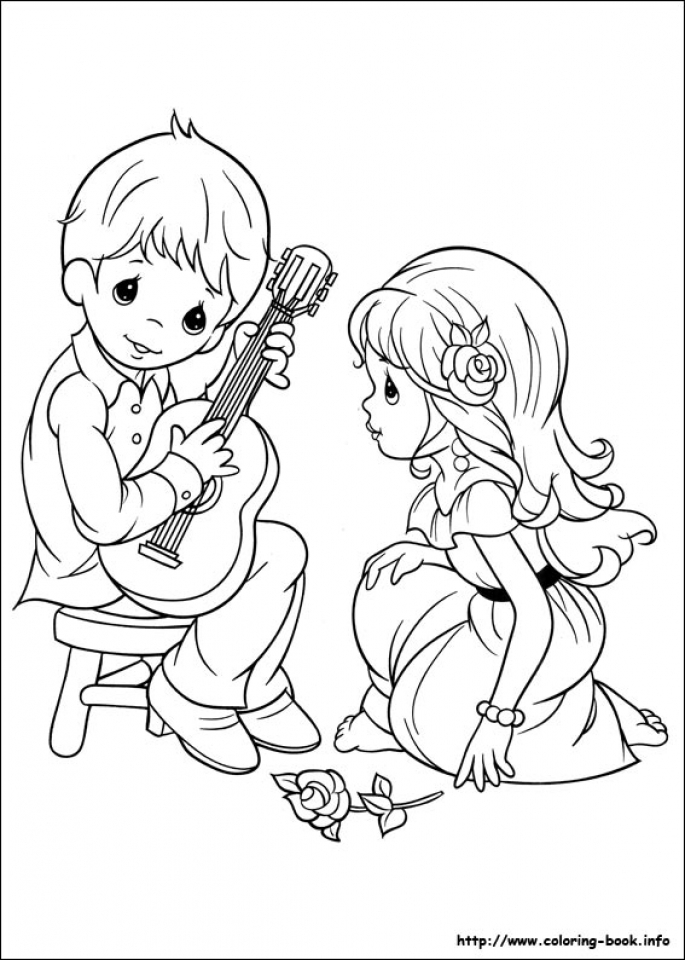 coloring pages girl and boy japanese boy and girl coloring page free printable pages boy and coloring girl