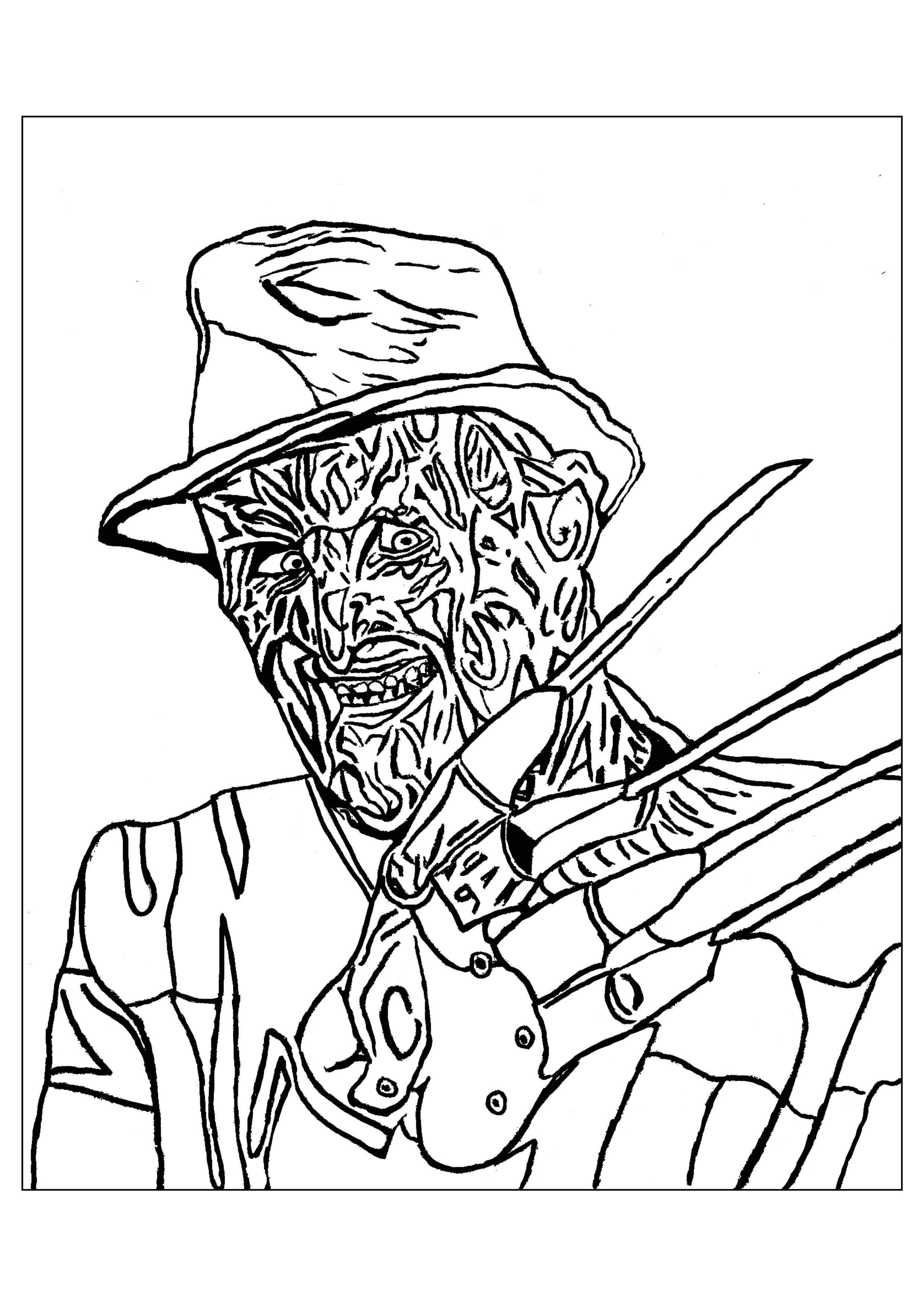 coloring pages halloween scary halloween haunted house halloween adult coloring pages halloween scary coloring pages
