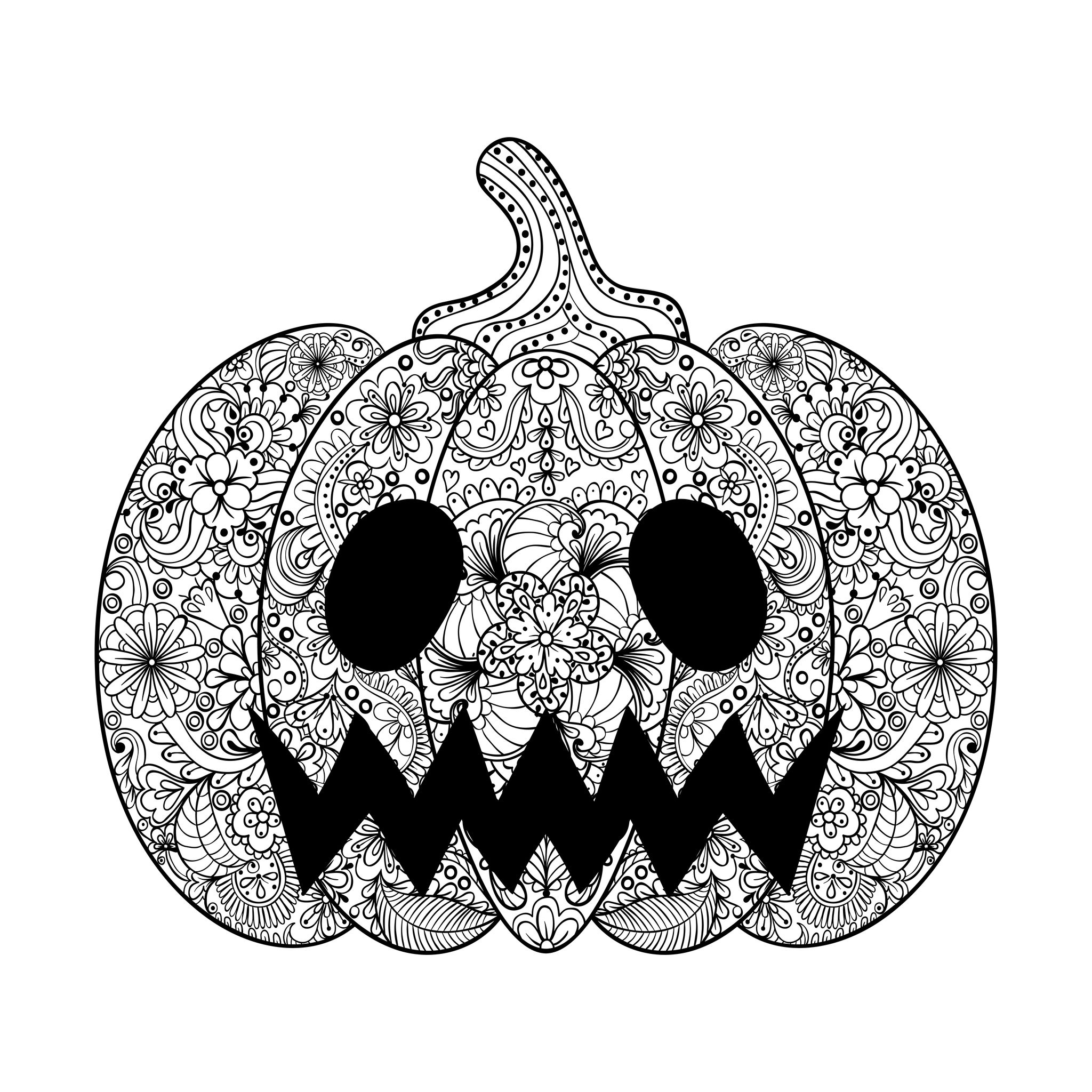 coloring pages halloween scary happy halloween from scary pumpkin coloring page halloween pages coloring scary