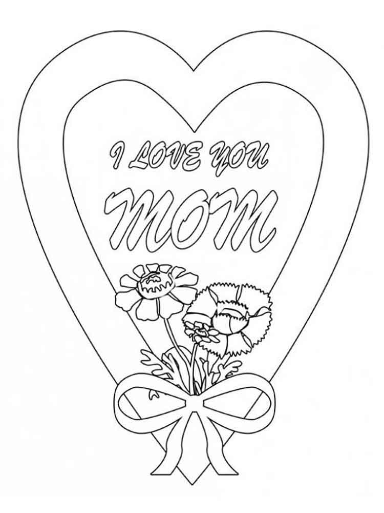 coloring pages happy birthday mom happy birthday mom heart coloring page happy birthday coloring pages mom