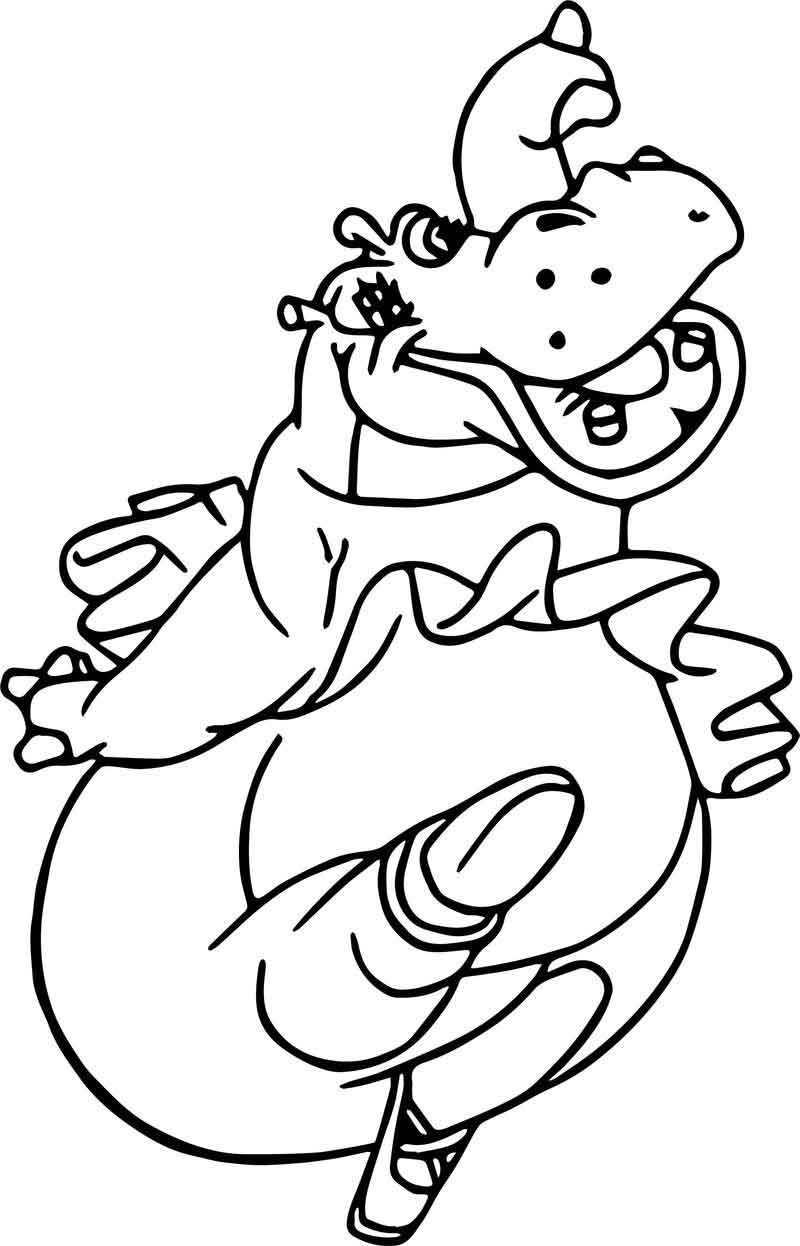 coloring pages hippo cute hippo coloring pages at getdrawings free download hippo pages coloring