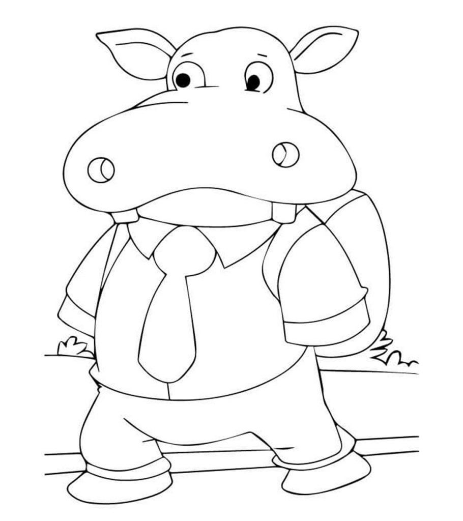 coloring pages hippo free printable hippo coloring pages for kids pages hippo coloring