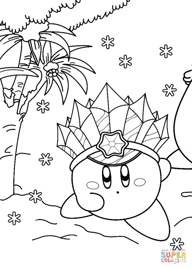 coloring pages kirby 20 free printable kirby coloring pages scribblefun coloring pages kirby