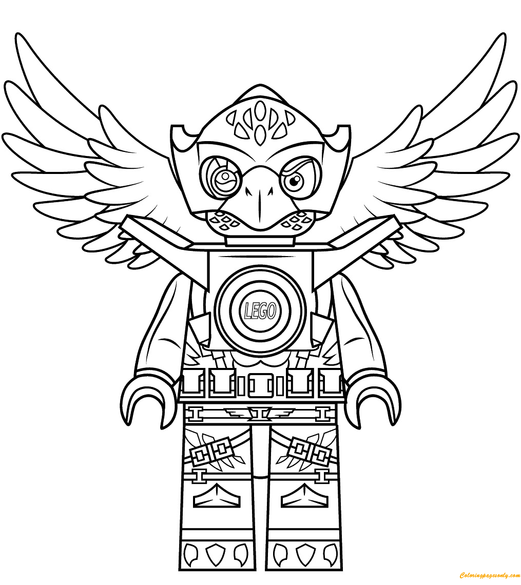 coloring pages lego chima lego chima ausmalbilder coloring chima pages lego