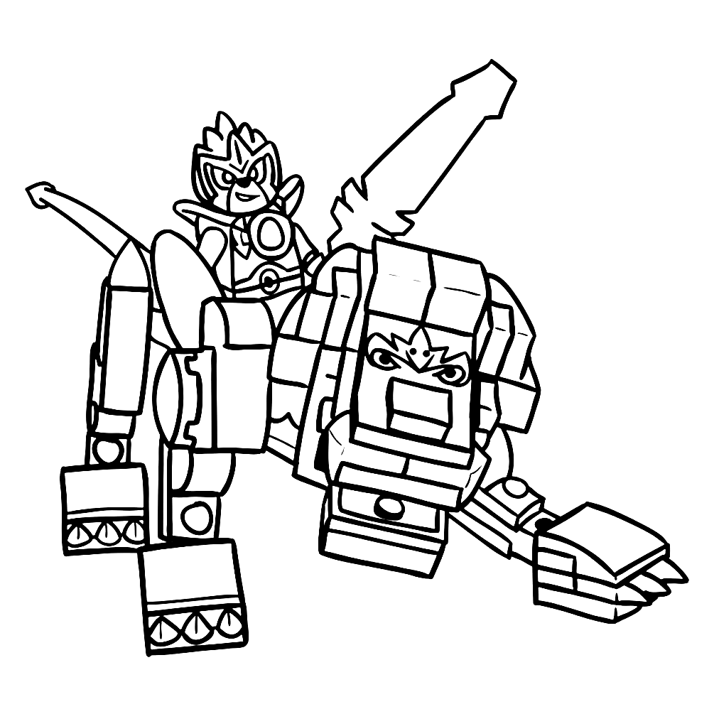 coloring pages lego chima lego chima coloring page coloring home lego pages chima coloring