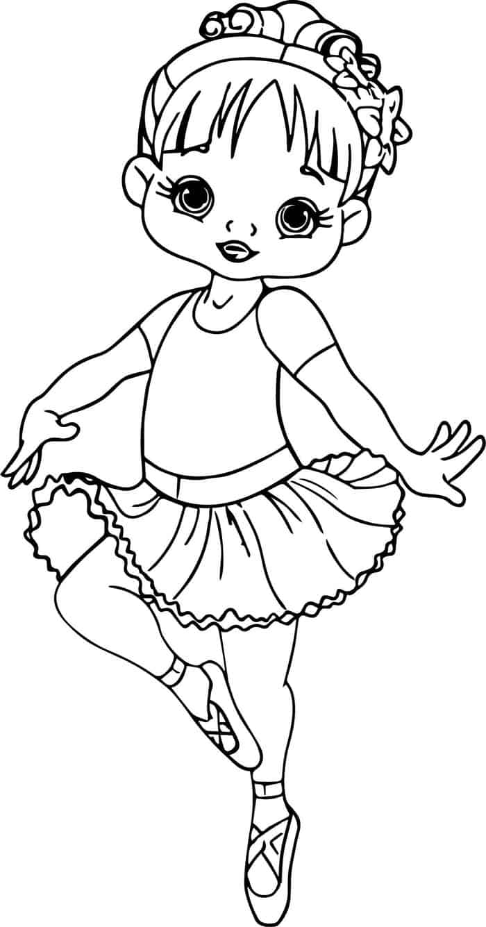 coloring pages of a little girl little girl coloring pages getcoloringpagescom of pages girl a little coloring