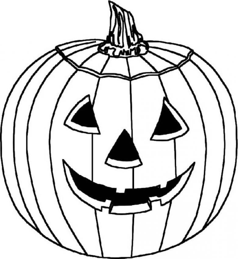 coloring pages of a pumpkin free printable pumpkin coloring pages for kids pages pumpkin of coloring a