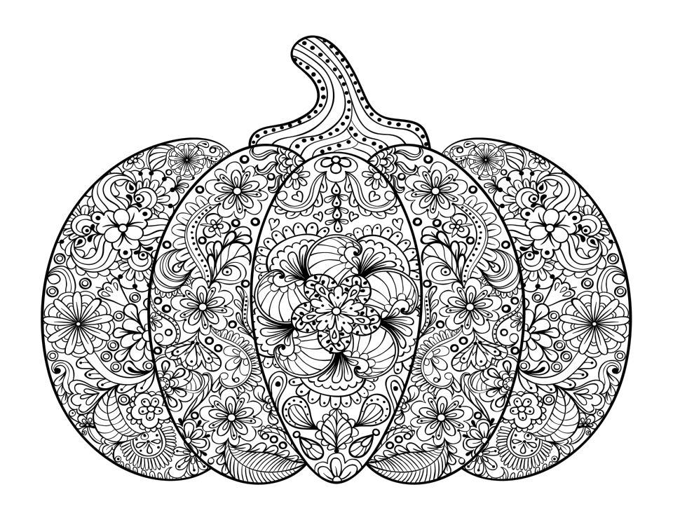 coloring pages of a pumpkin pumpkin three happy pumpkin to color coloring pages a coloring pumpkin pages of