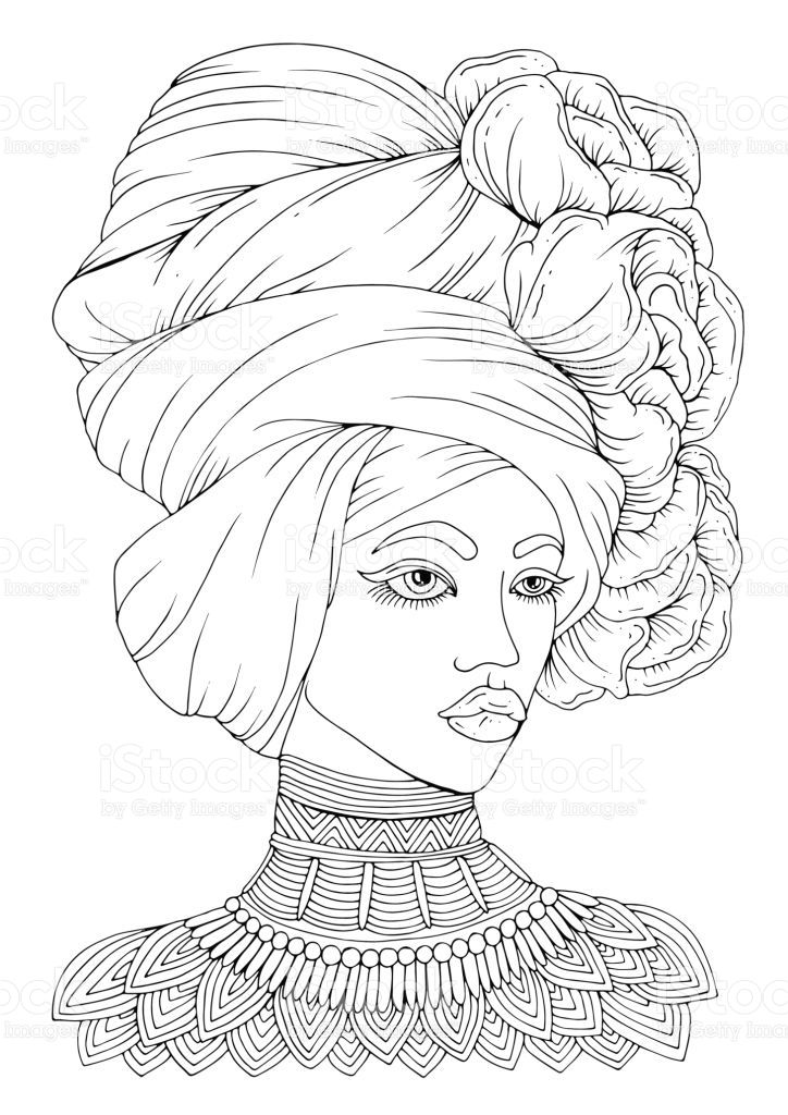 coloring pages of african women 25 of the best ideas for black girl magic coloring pages coloring african of women pages