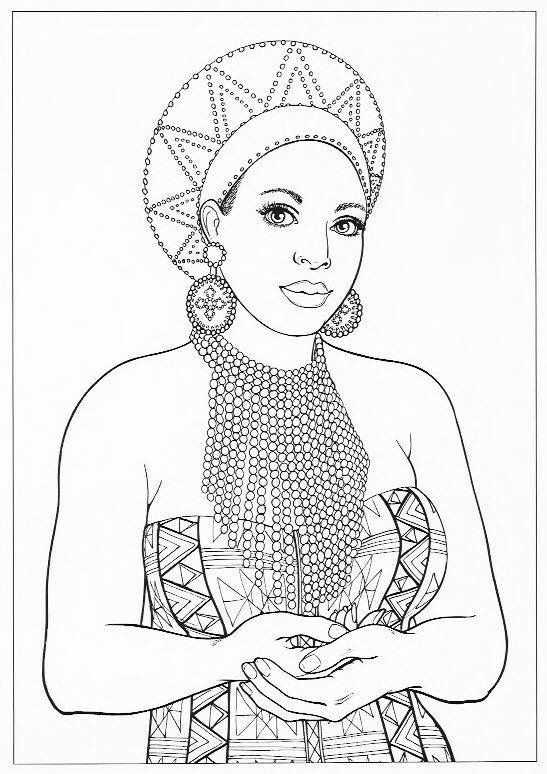 coloring pages of african women 25 of the best ideas for coloring pages black girls home coloring women pages african of