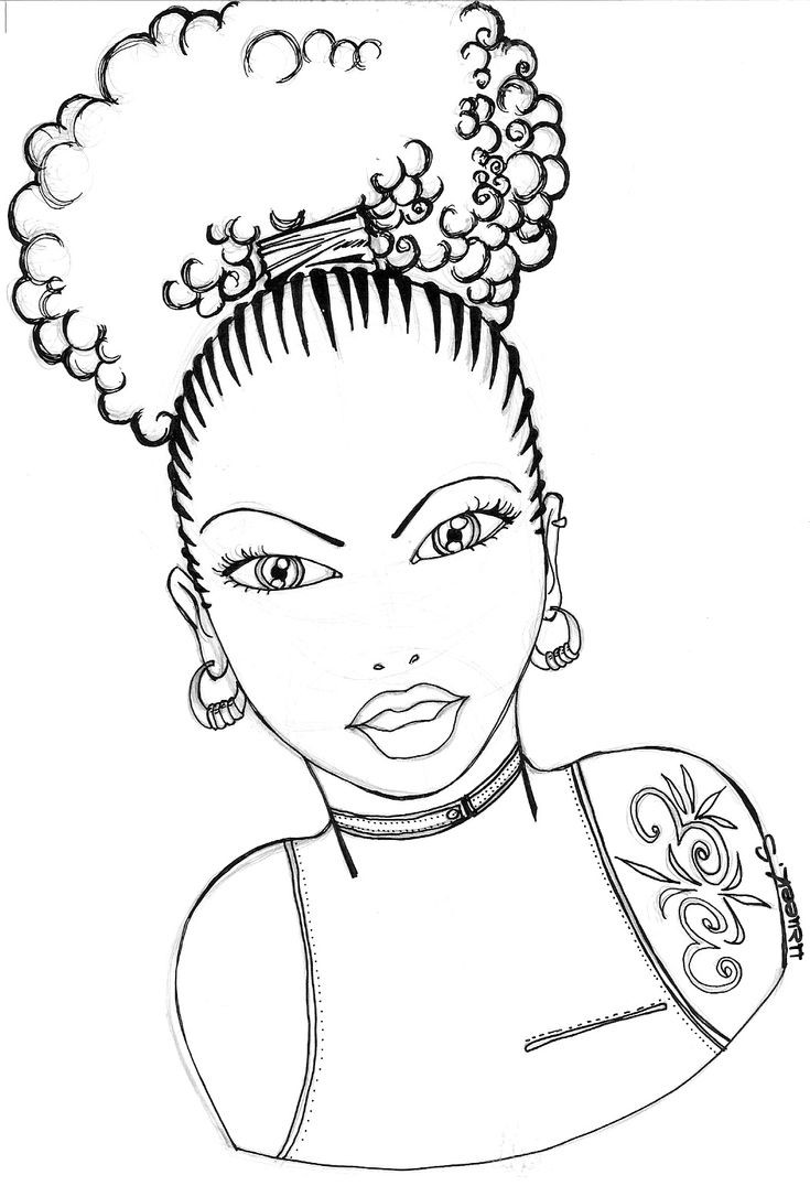 coloring pages of african women 25 of the best ideas for coloring pages black girls home women pages coloring of african