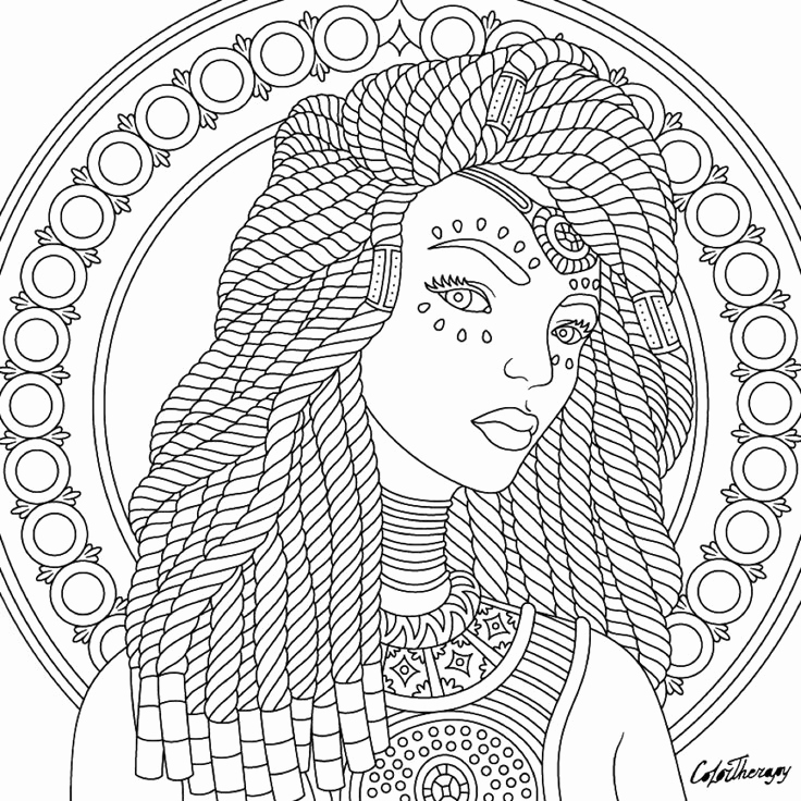 coloring pages of african women best 898 beautiful women coloring pages for adults ideas pages women african coloring of