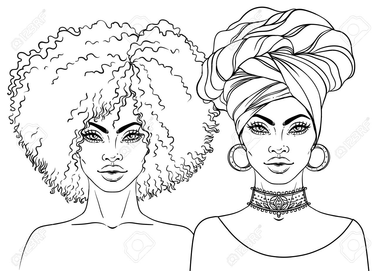 coloring pages of african women pin by catherine alred on adult coloring coloring pages pages coloring african women of