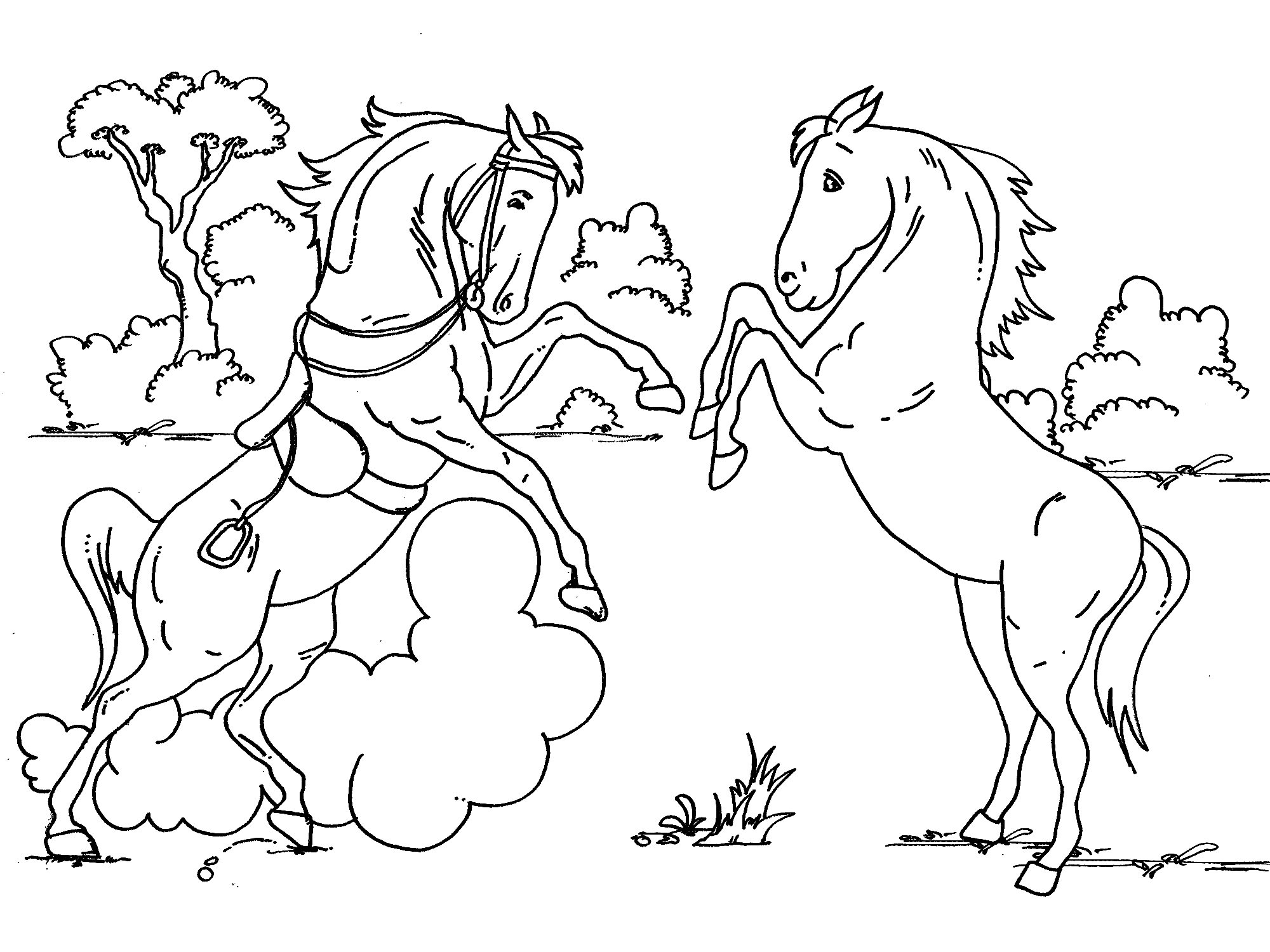 coloring pages of baby horses baby horse coloring pages coloring pages to download and coloring pages baby horses of