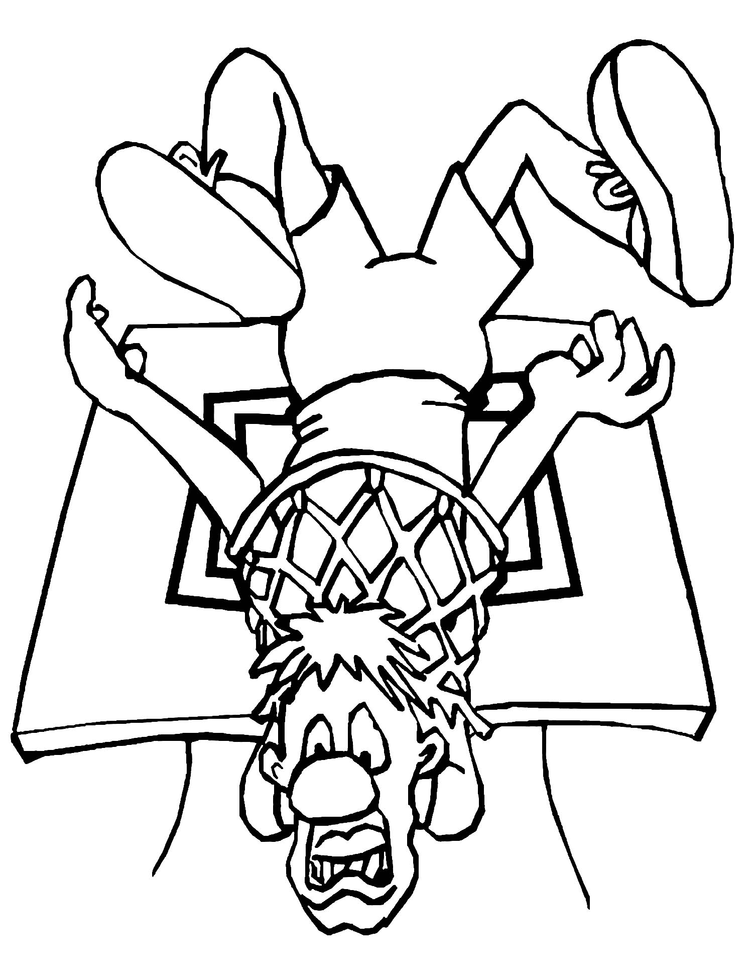 coloring pages of basketball 30 free printable basketball coloring pages basketball coloring pages of