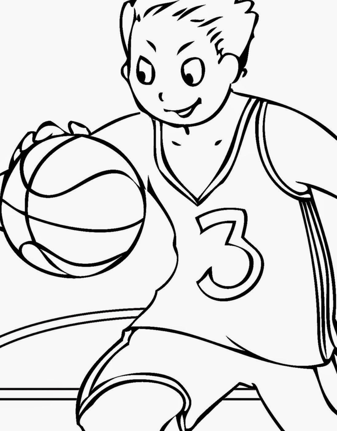 coloring pages of basketball coloring town coloring of pages basketball