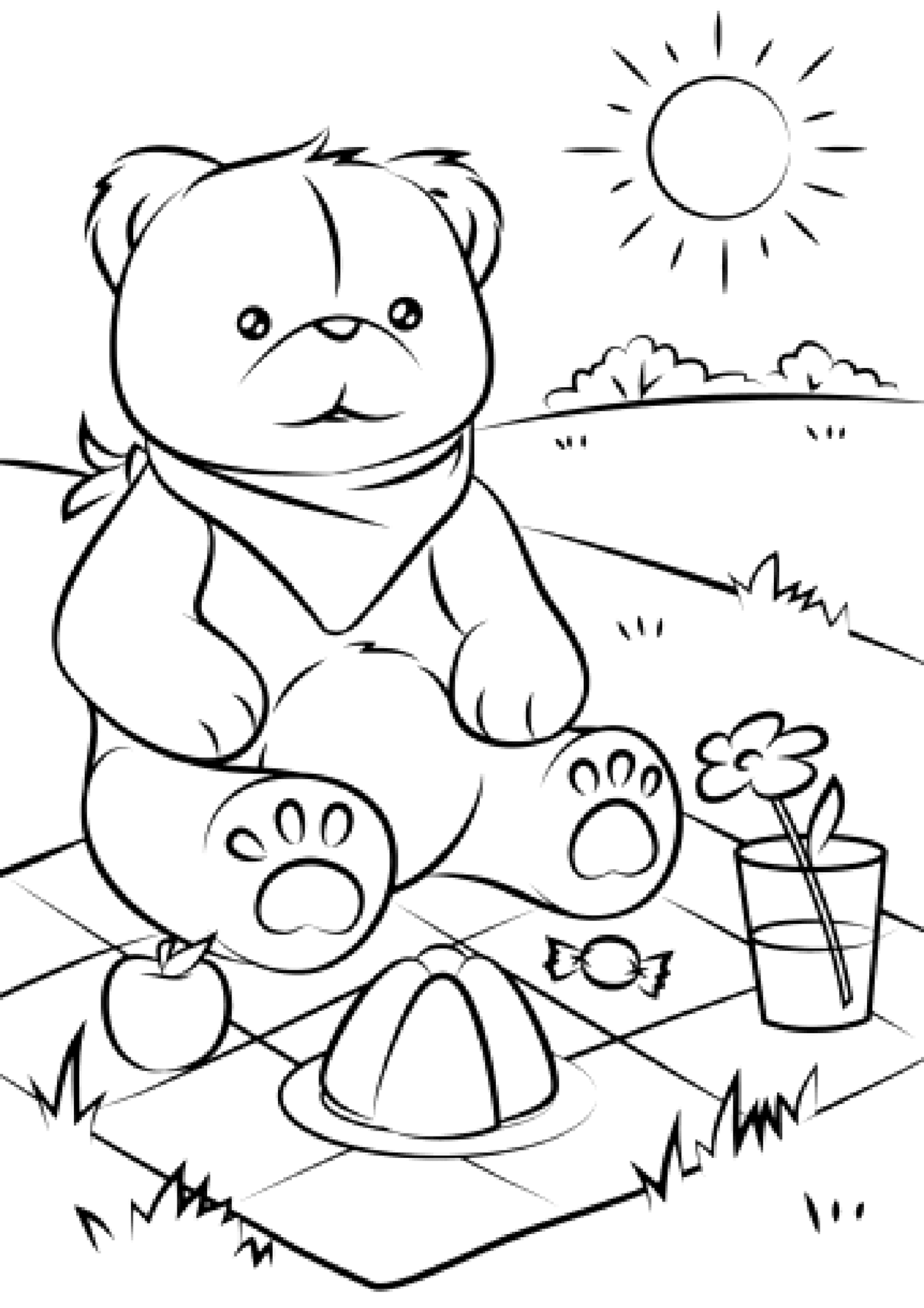 coloring pages of bears bears to print bears kids coloring pages of coloring pages bears
