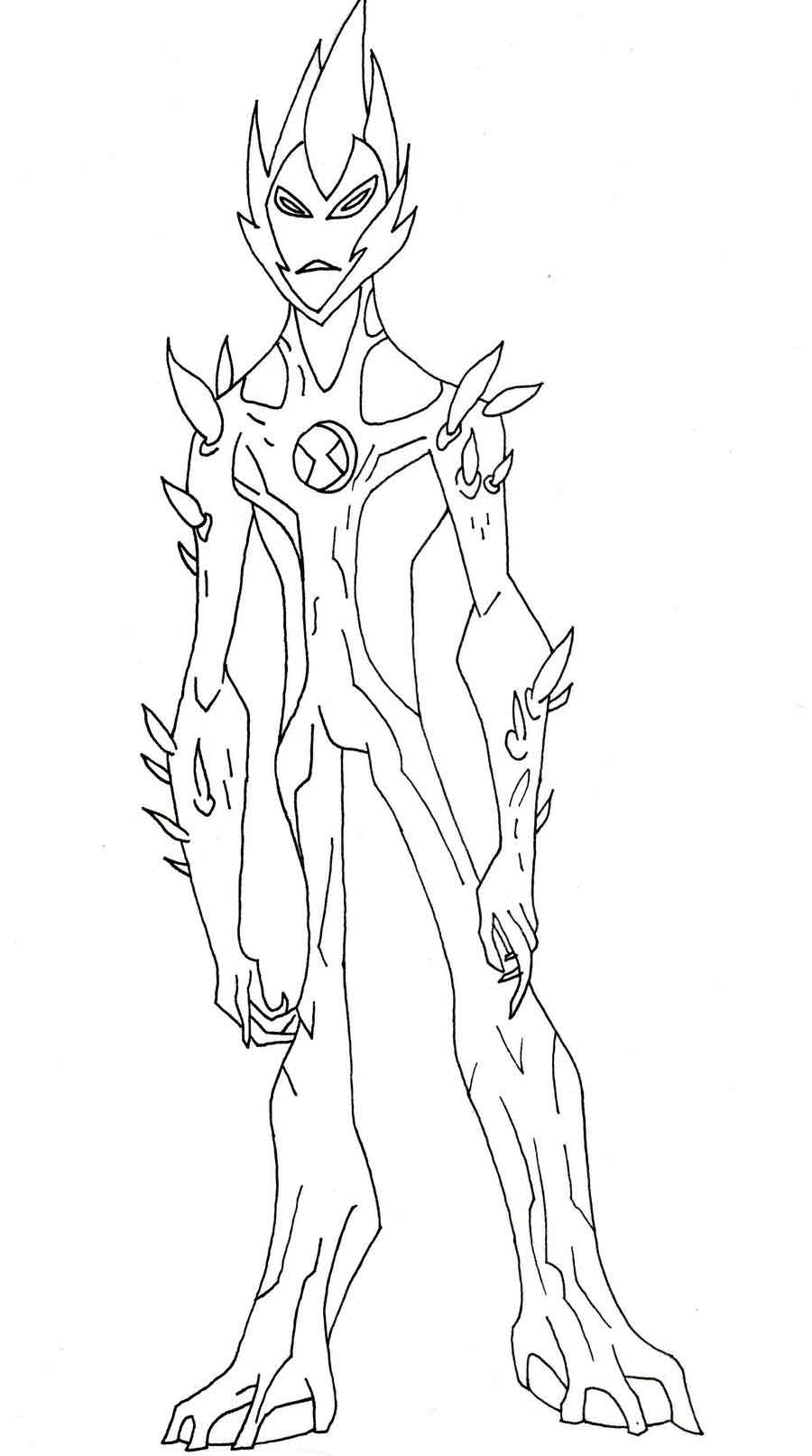 coloring pages of ben 10 aliens get this printable ben 10 coloring pages 9wchd coloring pages of ben aliens 10