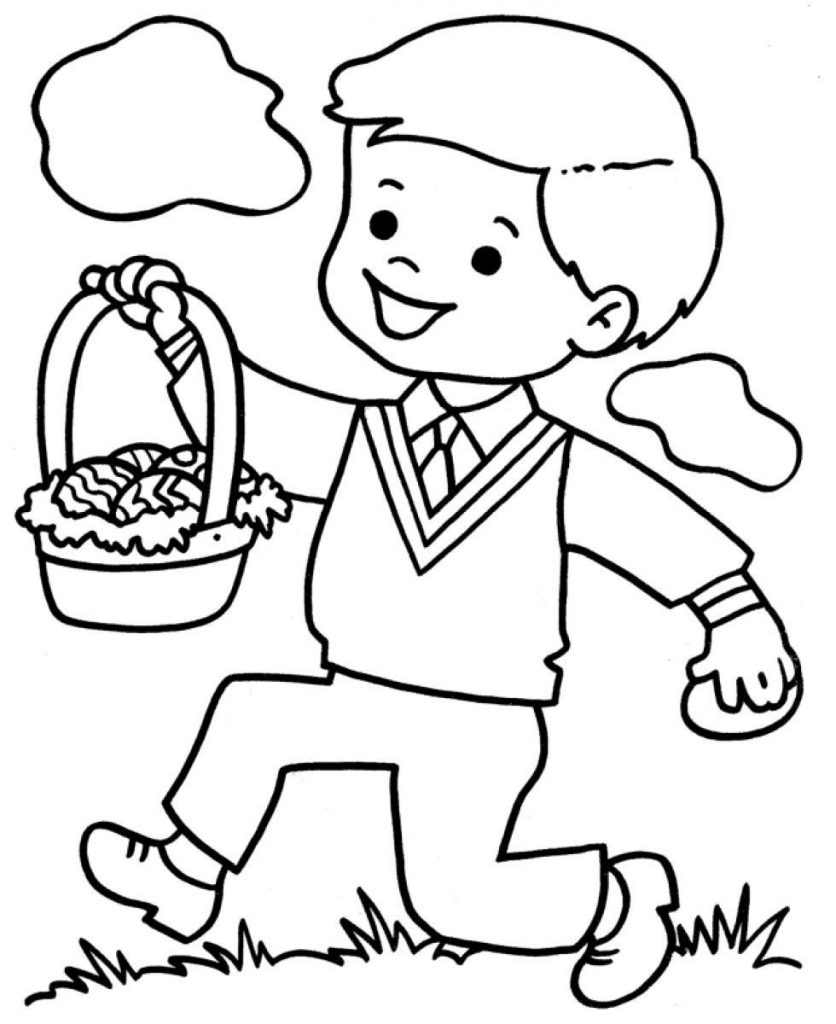 coloring pages of boy boy coloring pages to download and print for free pages boy of coloring