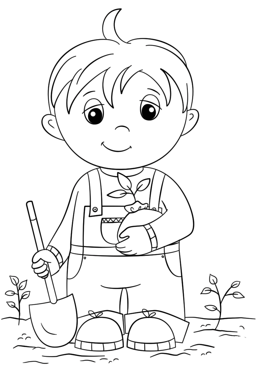 coloring pages of boy free printable boy coloring pages for kids coloring boy of pages