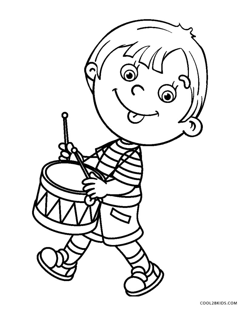 coloring pages of boy free printable boy coloring pages for kids cool2bkids of boy pages coloring