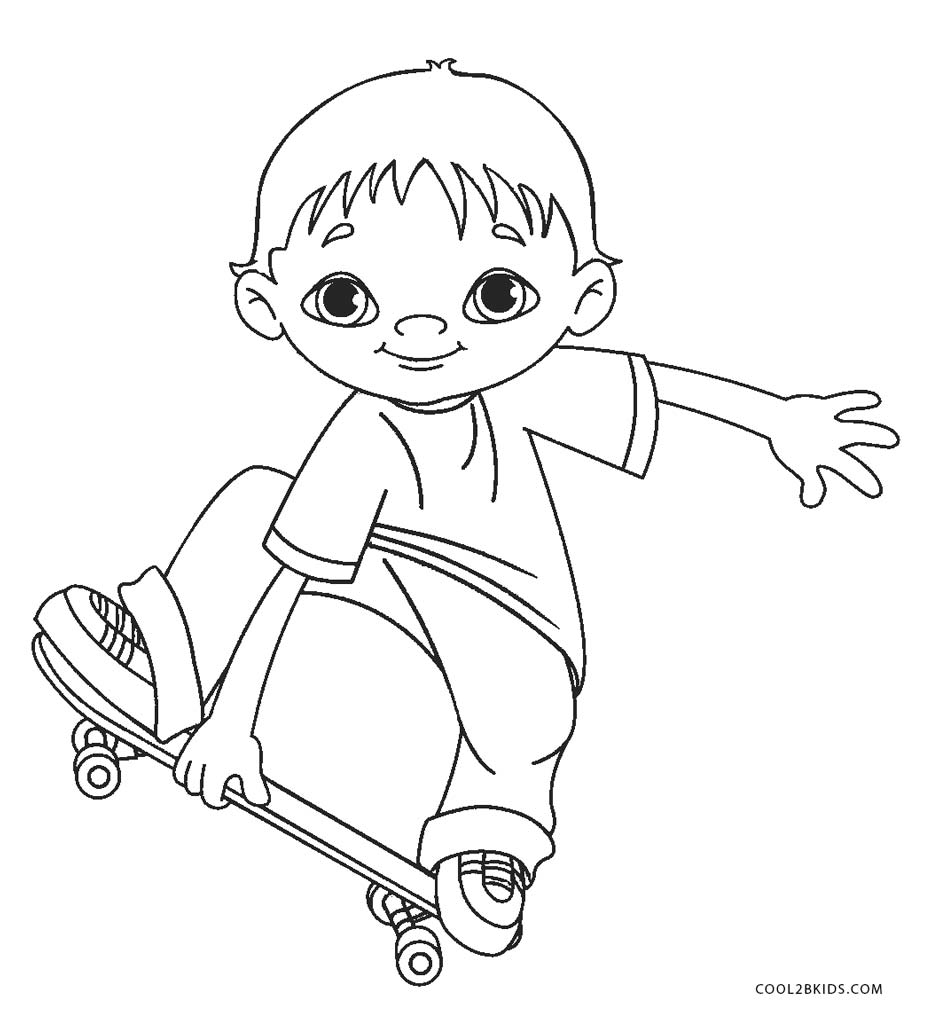 coloring pages of boy little boy coloring pages boy pages coloring of