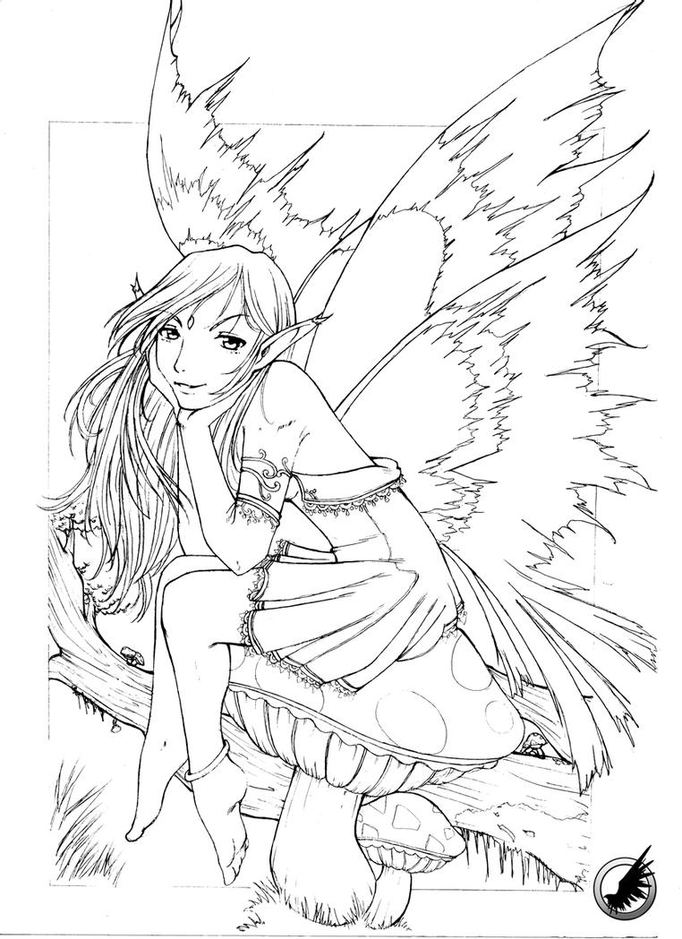 coloring pages of fairies and pixies disney fairies pixie coloring page download print and fairies of coloring pages pixies