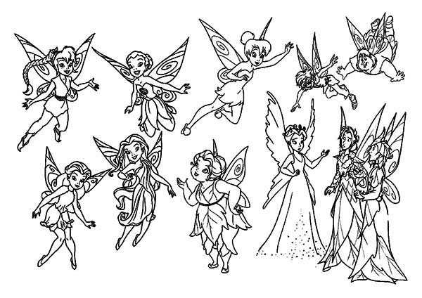 coloring pages of fairies and pixies pixie hollow coloring pages coloring home pages of fairies coloring and pixies
