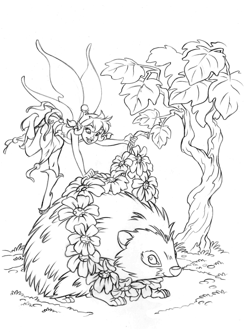 coloring pages of fairies and pixies pixie hollow fairies coloring page netart pages and fairies of coloring pixies