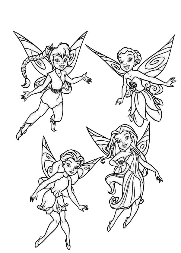 coloring pages of fairies and pixies sketches of fairies and pixies coloring pages pixies and fairies coloring of pages