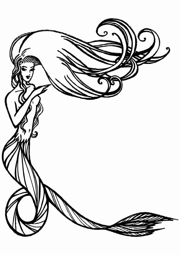 coloring pages of mermaid tails how to draw mermaid tails clipartsco mermaid pages coloring of tails