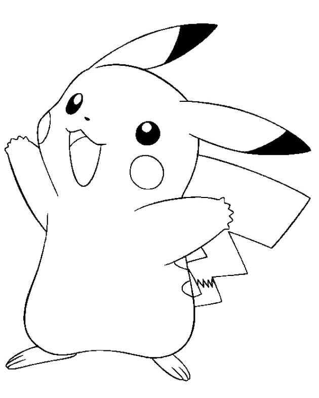 coloring pages of pikachu 10 free pikachu coloring pages for kids coloring pages pikachu of