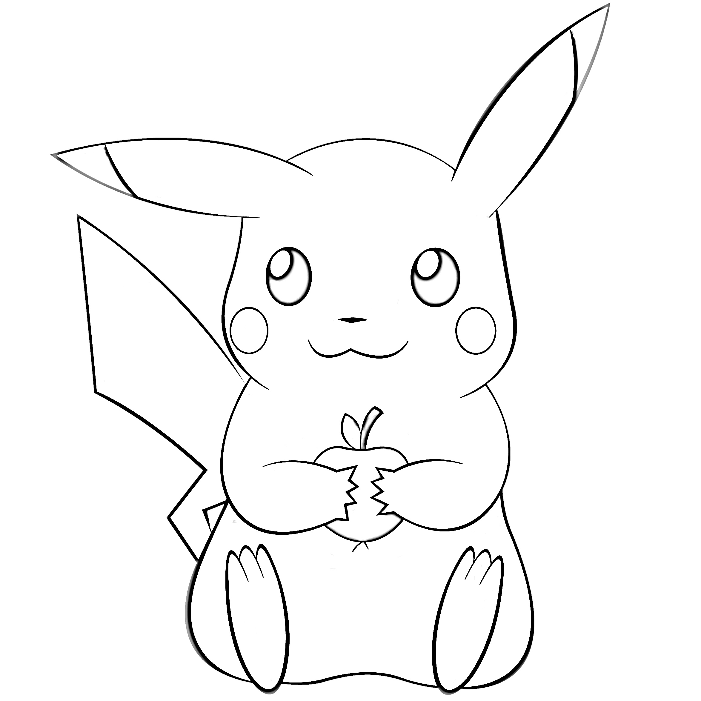 coloring pages of pikachu pikachu coloring pages minister coloring coloring pikachu pages of