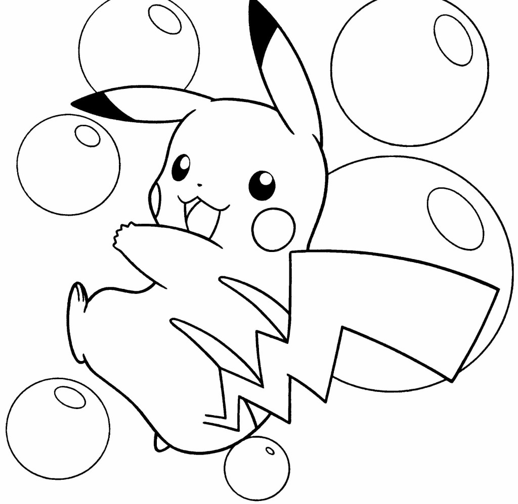 coloring pages of pikachu pikachu from pokémon go coloring page free printable pikachu of pages coloring