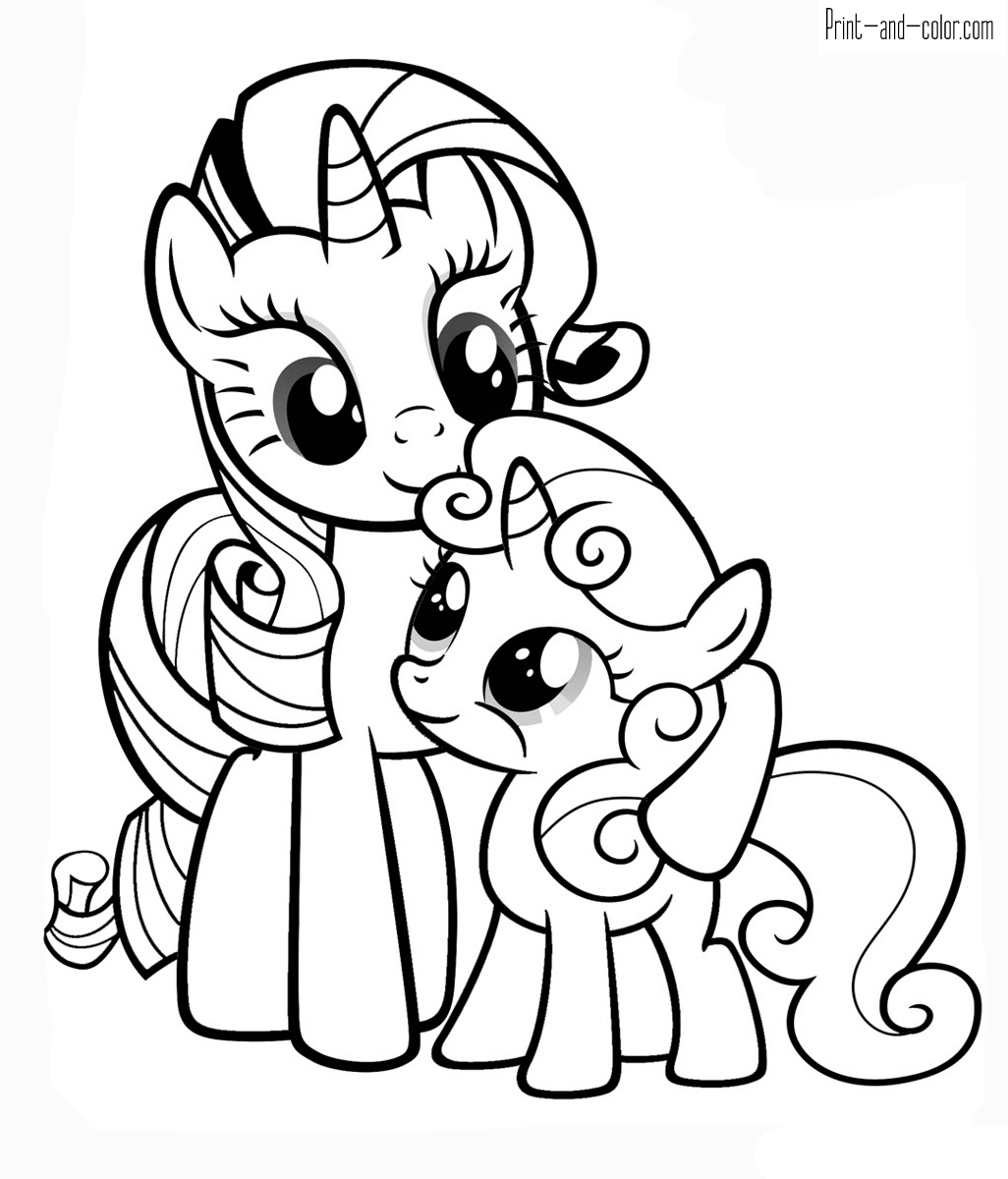 coloring pages of ponies my little pony coloring page coloring home pages ponies of coloring