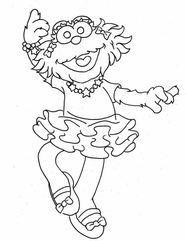 coloring pages of sesame street characters printable pictures of sesame street characters coloring home street characters sesame of coloring pages
