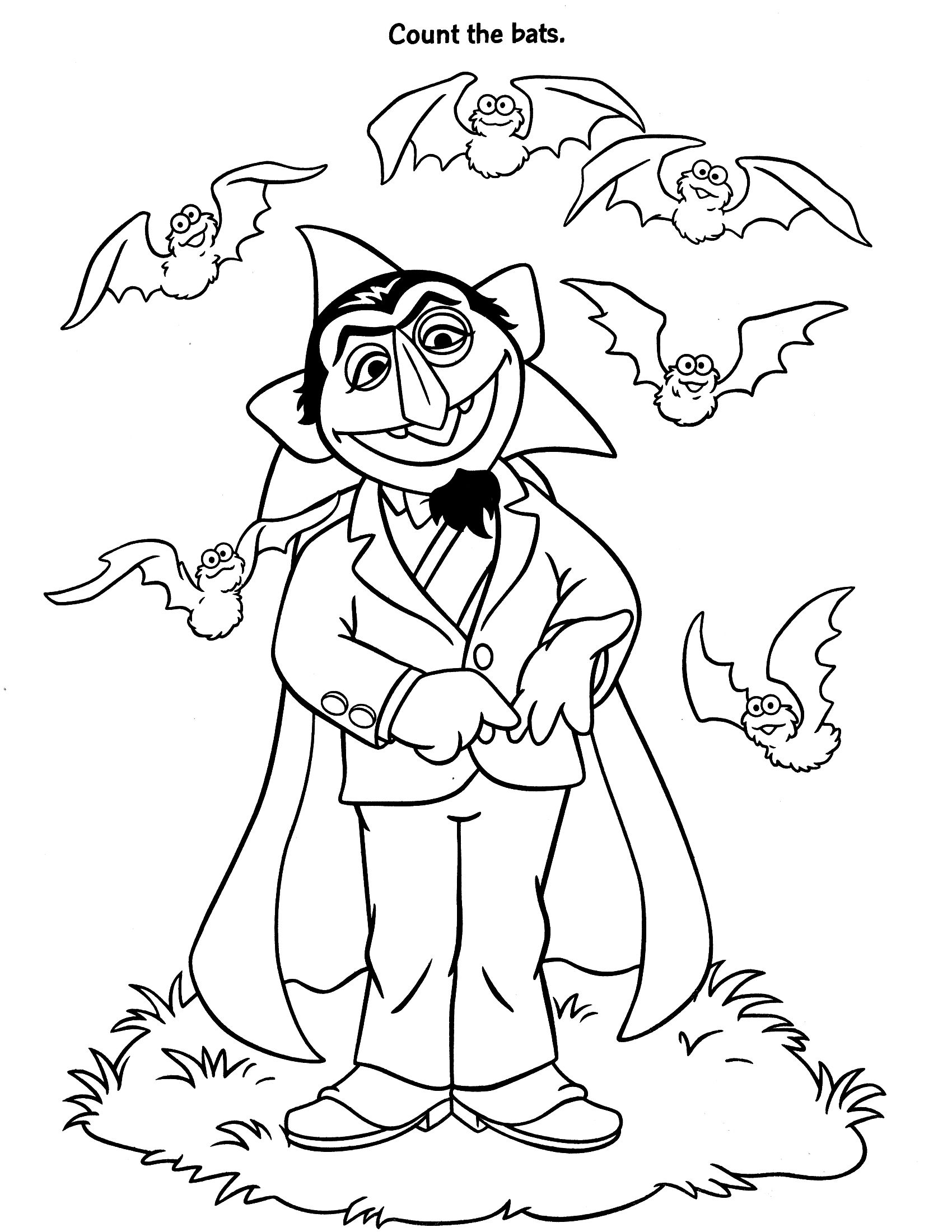 coloring pages of sesame street characters sesame street to color for kids sesame street kids coloring street characters of sesame pages