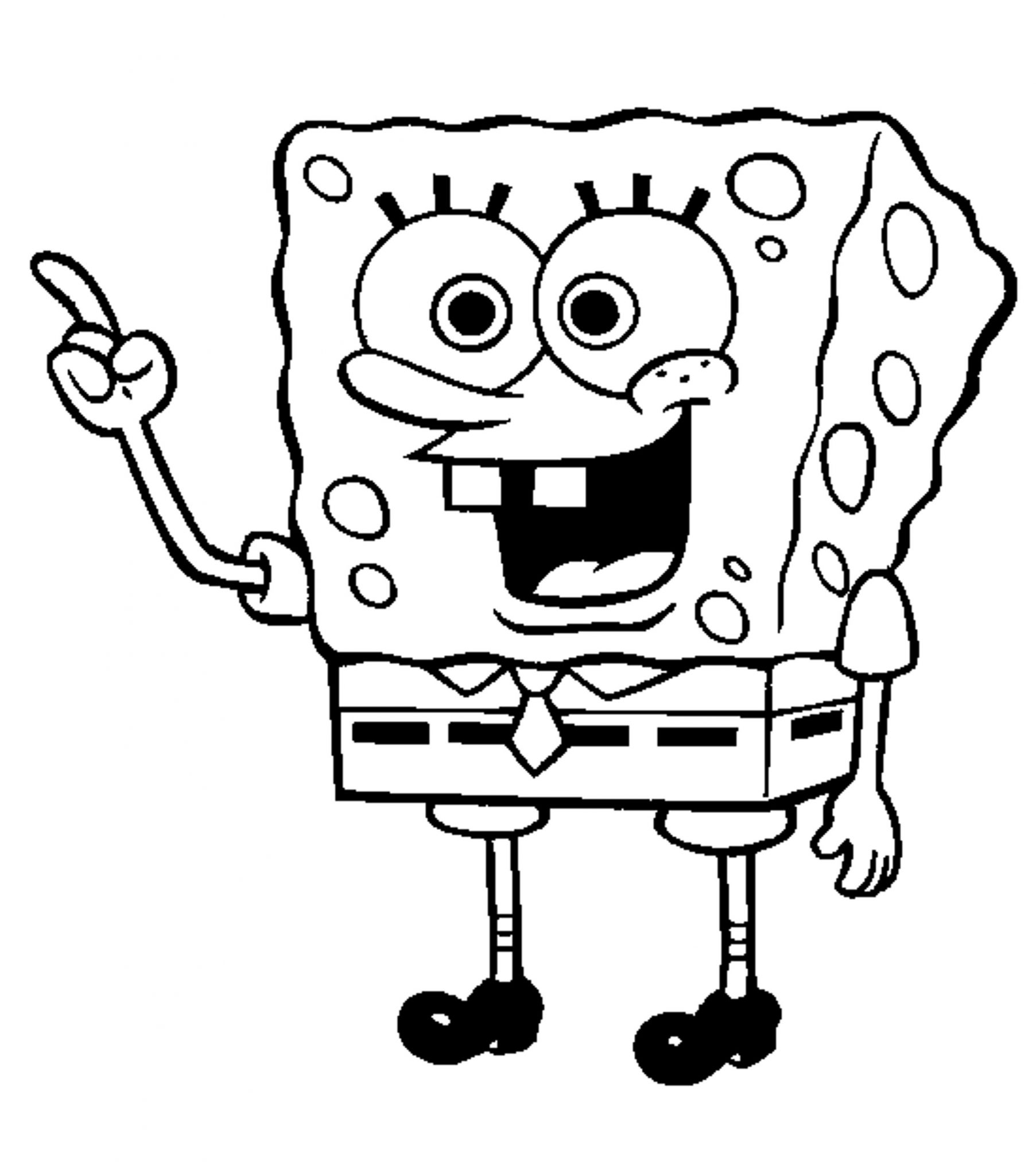 coloring pages of spongebob print download choosing spongebob coloring pages for of spongebob coloring pages