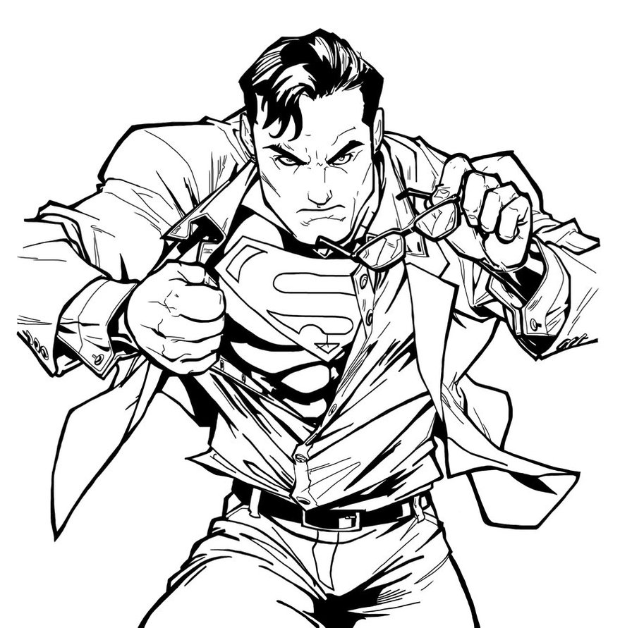 coloring pages of superman free printable superman coloring pages for kids cool2bkids coloring pages of superman 1 1