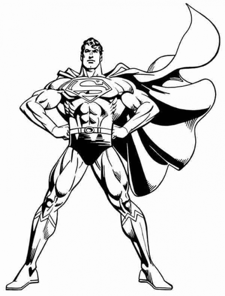 coloring pages of superman free printable superman coloring pages for kids cool2bkids of coloring pages superman