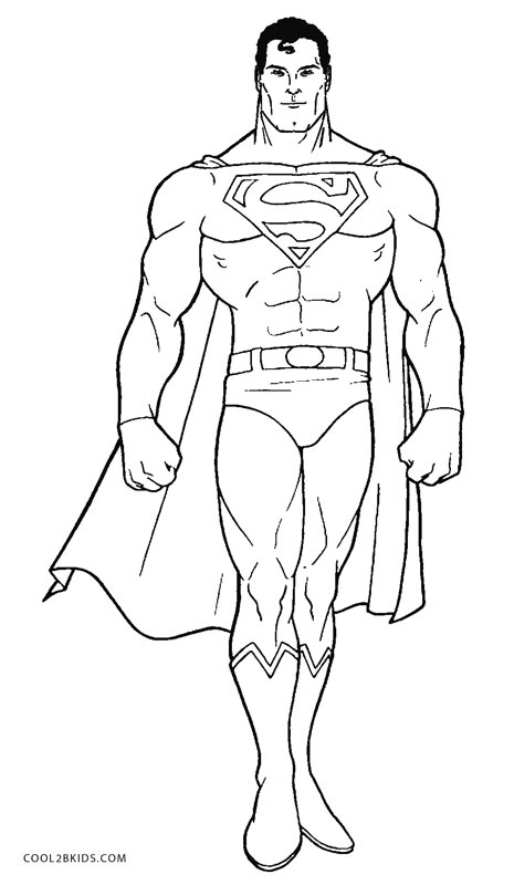 coloring pages of superman superman coloring pages fotolip coloring of superman pages