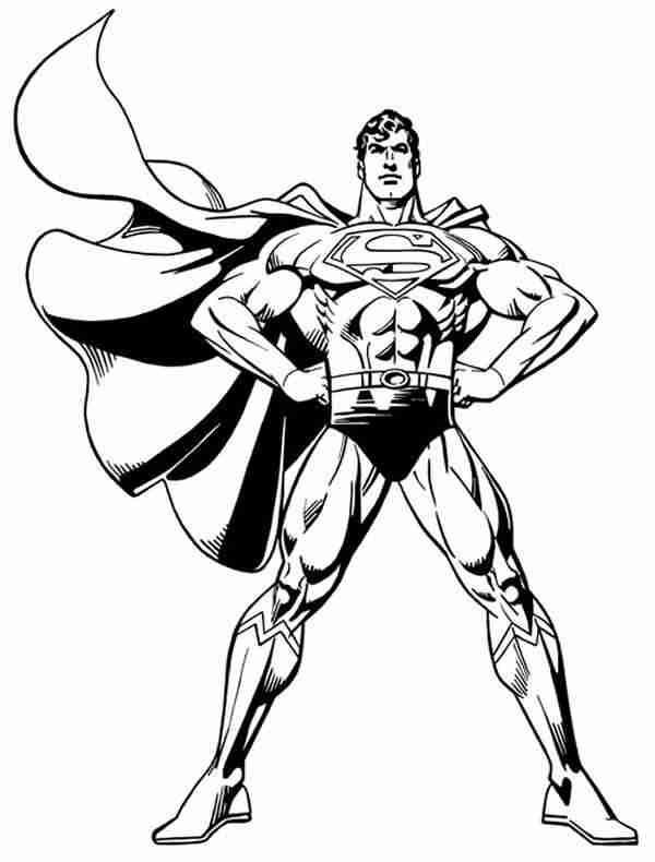 coloring pages of superman superman coloring pages kidsuki of pages superman coloring