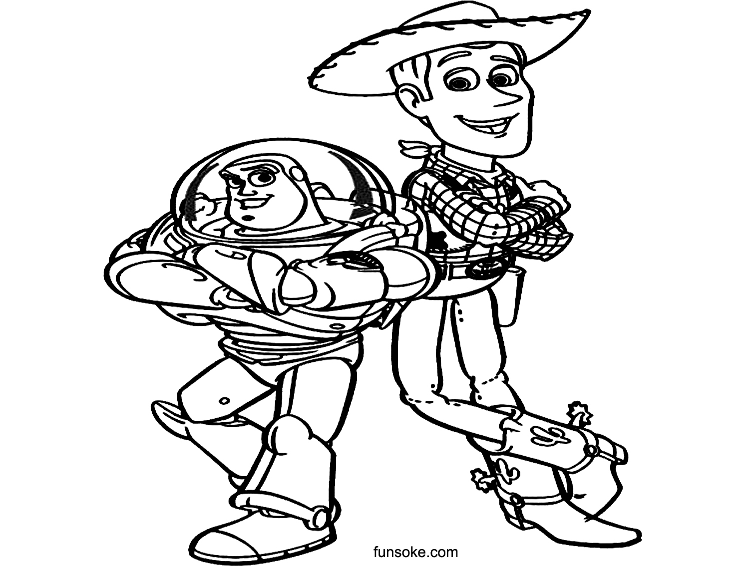 coloring pages of toy story colouring pages woody toy story funsoke of coloring story pages toy